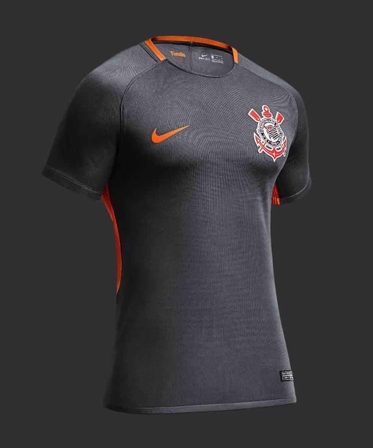 f9bbeb348e Nova camisa do Corinthians exalta a
