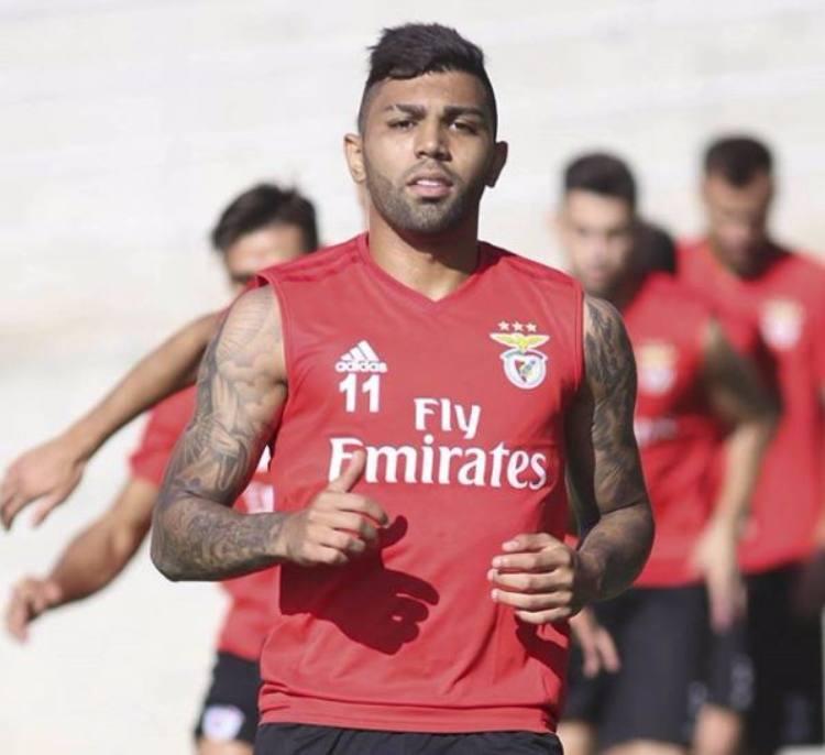 d80e20e5d3 Gabigol pode fazer sua estreia já nesta sexta-feira (8) pelo Campeonato  Português