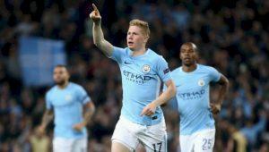 De Bruyne minimiza importância de título da Liga dos Campeões na temporada do Manchester City