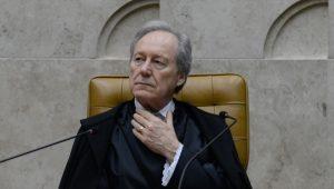Felipe Moura Brasil: Ué, Lewandowski, a prisão não estava cheia demais?