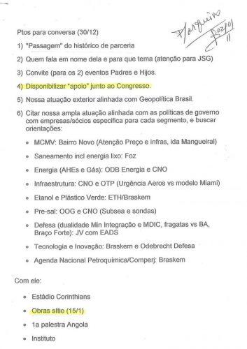 Reprodução/Blog do Fausto Macedo
