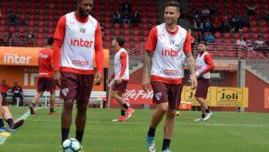 Futebol São Paulo Jucilei Bruno