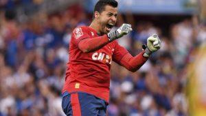 Jogador mais longevo do Cruzeiro, Fábio renova contrato até 2020