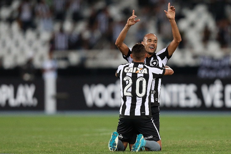 Futebol Botafogo Roger