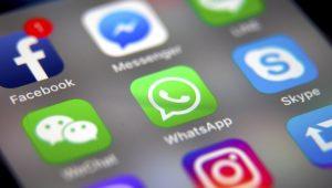 82% das crianças e jovens estão no Whastapp, Facebook e Instagram