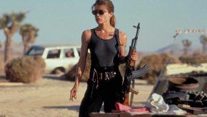 Linda Hamilton aparece em fotos de novo Exterminador do Futuro
