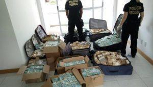Quem sabe agora a polícia descobre a origem dos R$ 51 milhões do bunker de Geddel