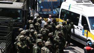 Segurança mobiliza 2 mil homens em operação na zona sul do Rio