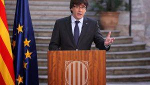 mundo, espanha, catalunha, Carles Puigdemont