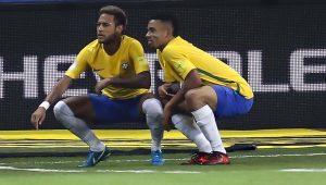"""""""Pose de quebrada"""" feita em comemoração de Neymar e Jesus pode ganhar o  mundo ea39a328a08"""