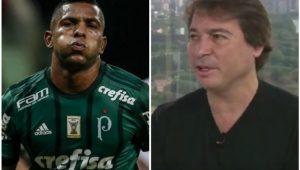 Borja, Luizão, Palmeiras