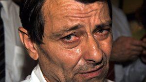 Cesare Battisti foi preso quando tentava fugir para a Bolívia