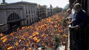 Hora de responsabilidade na Catalunha