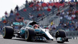 Fórmula 1 GP dos Estados Unidos Lewis Hamilton