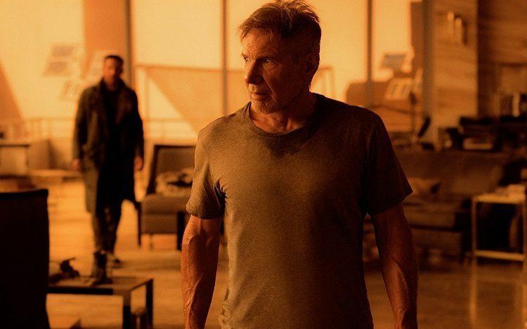 """Harrison Ford em """"Blade Runner 2049"""""""