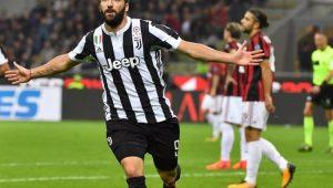 Futebol Campeonato Italiano Juventus Higuain