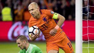 Futebol Eliminatórias Copa do Mundo Holanda