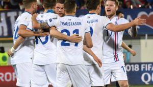 Futebol Eliminatórias Copa do Mundo Islândia