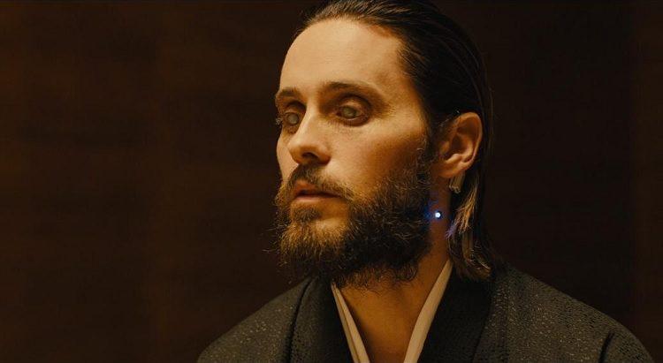 """Jared Leto em """"Blade Runner 2049"""""""