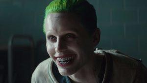 """Jared Leto como Coringa em """"Esquadrão Suicida"""""""