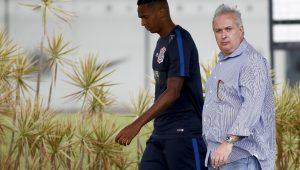 Futebol Corinthians Jô Roberto de Andrade