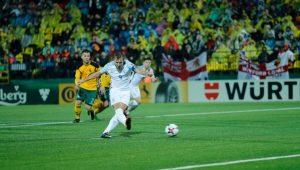 Atacante Harry Kane será o capitão da Inglaterra na Copa do Mundo