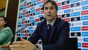 Demitido da Espanha, Lopetegui será apresentado nesta quinta como técnico do Real