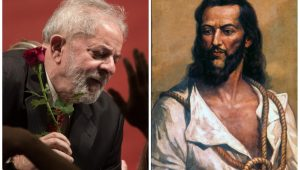 Vale repetir as sete diferenças entre Tiradentes e Lula