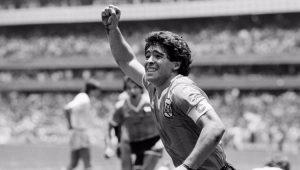 'Diego Maradona': trailer de documentário mostra abuso de álcool e gol de mão; assista