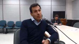 Empresário Mariano Marcondes Ferraz é interrogado pelo juiz Sérgio Moro