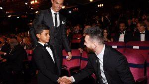 CR7: 'Quando Messi me vê ganhar grandes troféus, deve doer'