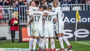 Futebol Campeonato Francês Monaco