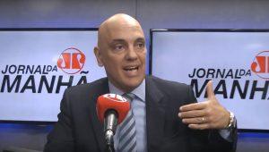 Moraes defende execução penal mais dura para membros do crime organizado