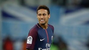 Futebol Campeonato Francês PSG Neymar