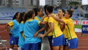 Fifa confirma que Brasil e 8 candidaturas disputam sede da Copa feminina de 2023