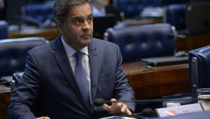 Aécio Neves não deve ser candidato na eleição deste ano