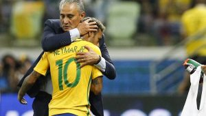 Tite explica motivos para convocar Neymar e revela conversa com atacante