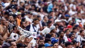 Corinthians divulga nova parcial de ingressos vendidos para jogo contra Bragantino