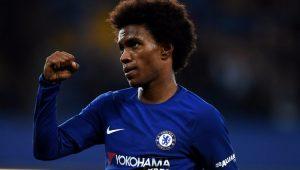 Futebol Copa da Liga Inglesa Chelsea Willian