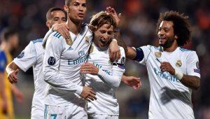 À France Football, Modric afirma que CR7 está em outro nível e elogia Mbappé