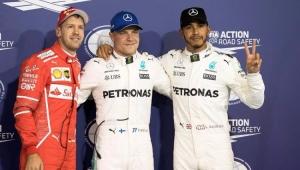 Bottas supera Hamilton em Silverstone e faz a 10ª pole da carreira; veja o Grid