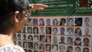 Questão do desaparecimento precisa ser melhor tratada pelo poder público no Brasil