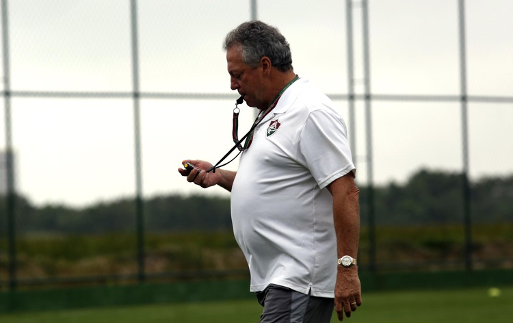 Abel Braga, Abelão, Abel, Fluminense