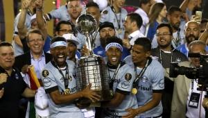 Grêmio, Libertadores