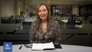 Martha Gabriel, Pensadora Digital apresentando o Sebrae Digital na Jovem Pan