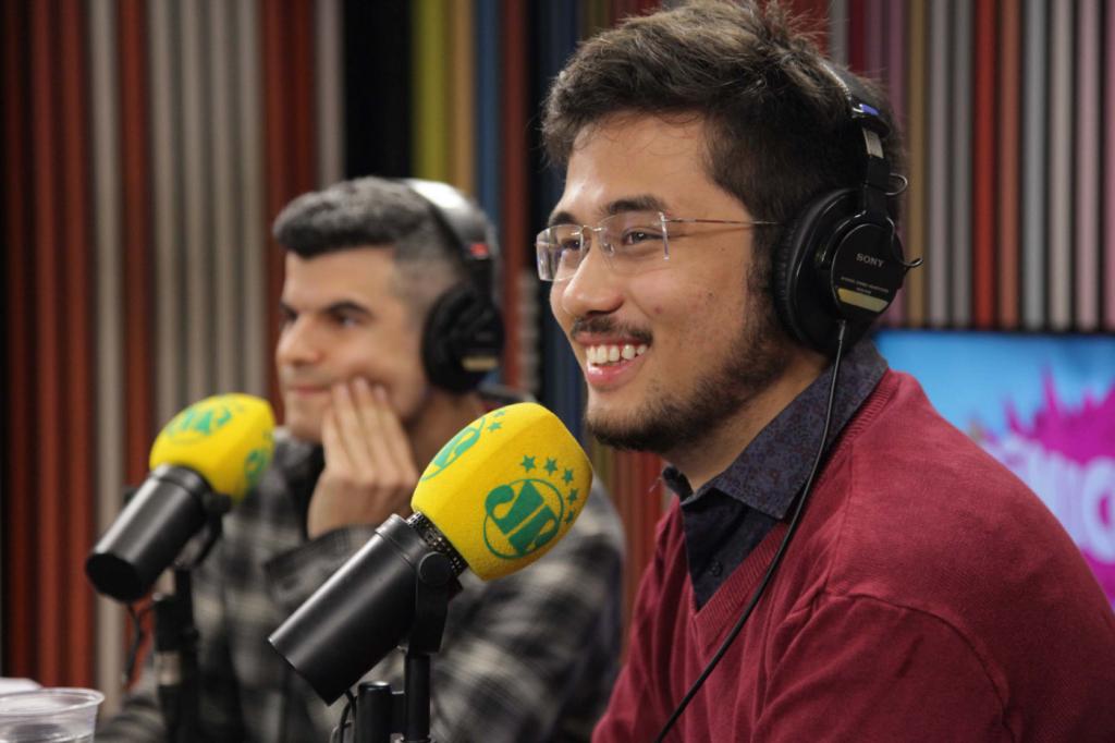 Kim Kataguiri: 'Sei mais de política do que Alckmin'