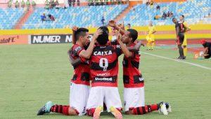 Futebol Campeonato Brasileiro Atlético-GO Sport