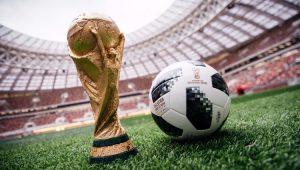 Futebol Copa do Mundo Bola Telstar 18