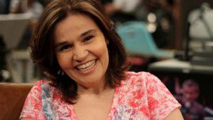Internada, Claudia Rodrigues será transferida para UTI do Albert Einstein