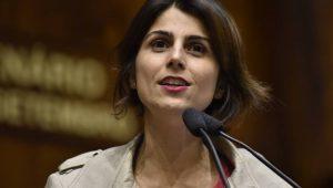 Presidenciável do PCdoB, Manuela D'Ávila confirma que vai registrar candidatura
